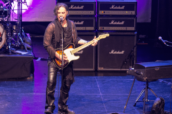 01 The Winery Dogs @ Teatro Cariola 2016