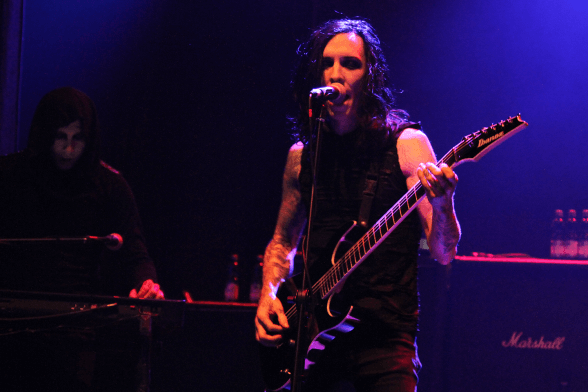 04 Motionless In White @ Teatro Cariola 2015
