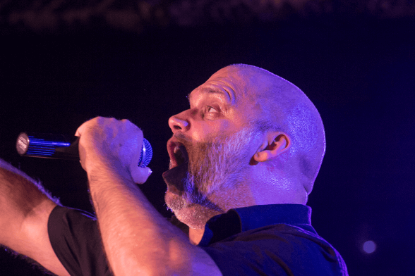 07 Blaze Bayley @ Club Rock & Guitarras
