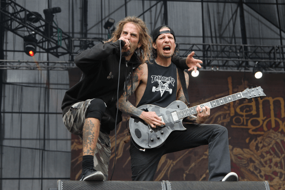 07 Lamb Of God @ Santiago Gets Louder 2015