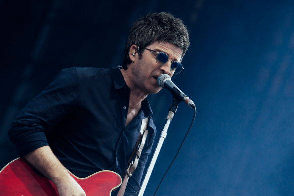 09 Noel Gallagher @ Lollapalooza Chile 2016