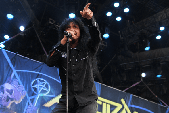 12 Anthrax @ Estadio Nacional 2016