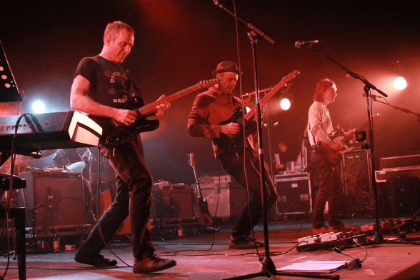12 Belle And Sebastian @ Teatro Caupolicán 2015