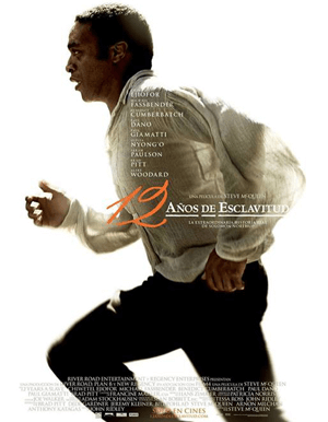 12 YEARS A SLAVE 2014