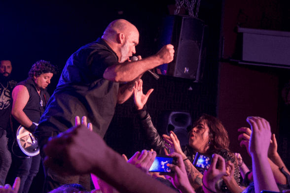 13 Blaze Bayley @ Club Rock & Guitarras