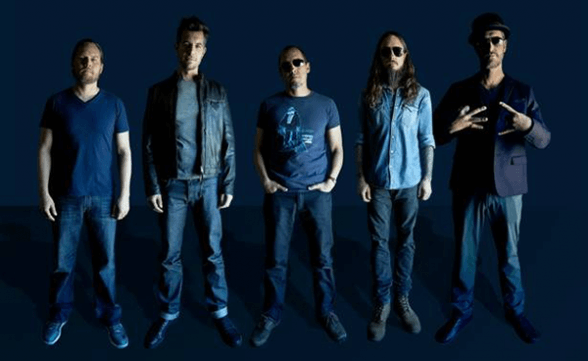"Streaming del nuevo disco de 311: ""Mosaic"""