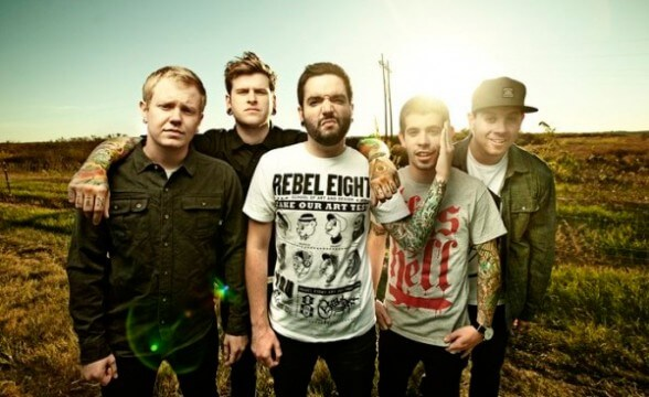 Saludo de A Day To Remember