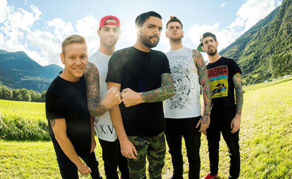 "Nueva canción y video de A Day To Remember: ""Paranoia"""