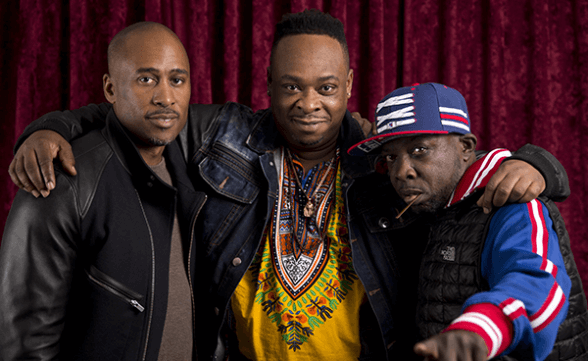 "Streaming del nuevo disco de A Tribe Called Quest: ""We Got It from Here… Thank You 4 Your Service"""