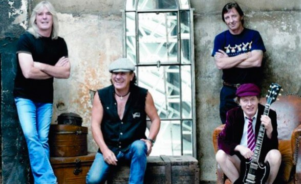 "Nuevo video de AC/DC: ""Rock The Blues Away"""