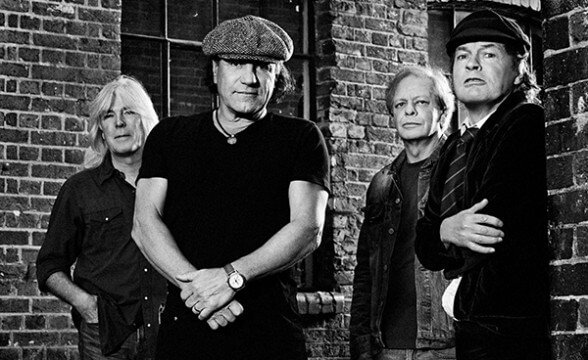 "Nuevo video de AC/DC: ""Rock Or Bust"""