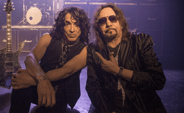 "Nuevo video de Ace Frehley con Paul Stanley: ""Fire And Water"""