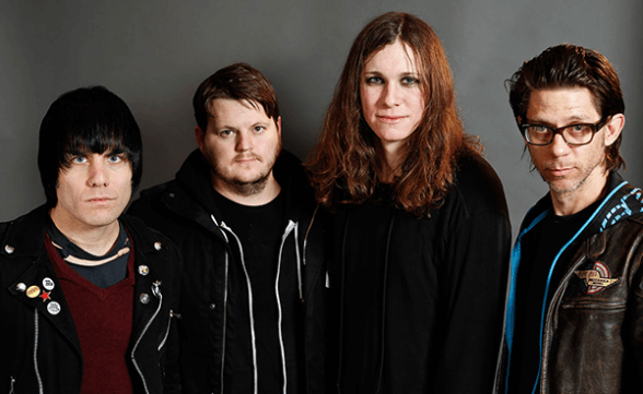 "Streaming del nuevo disco de Against Me!: ""Shape Shift With Me"""