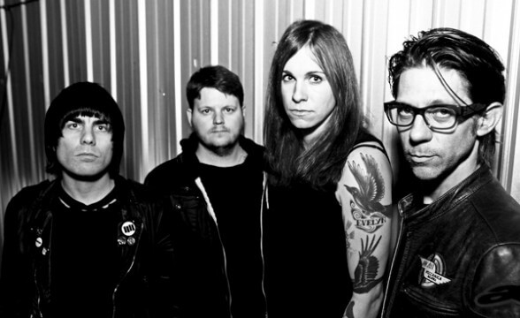 "Streaming del nuevo disco de Against Me!: ""Transgender Dysphoria Blues"""