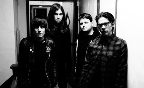 "Nuevo video de Against Me!: ""Black Me Out"""
