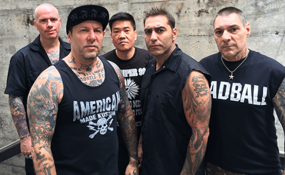 "Streaming de ""The American Dream Died"", nuevo disco de Agnostic Front"
