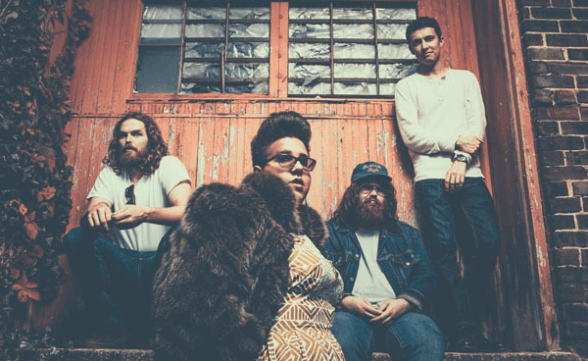 """Alabama Shakes tocó """"Don't Wanna Fight"""" en Later… With Jools Holland"""