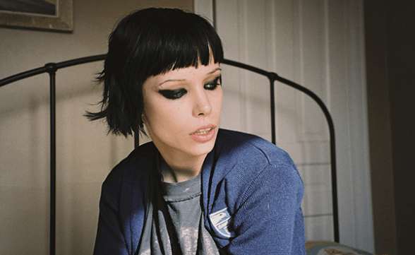 "Streaming del primer disco de Alice Glass: ""Alice Glass"""