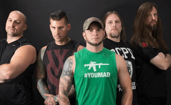"""Nuevo video de All That Remains: """"Victory Lap"""""""