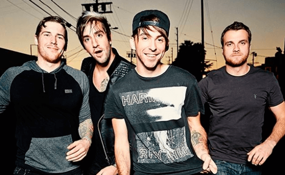 Concierto de All Time Low cambia de recinto
