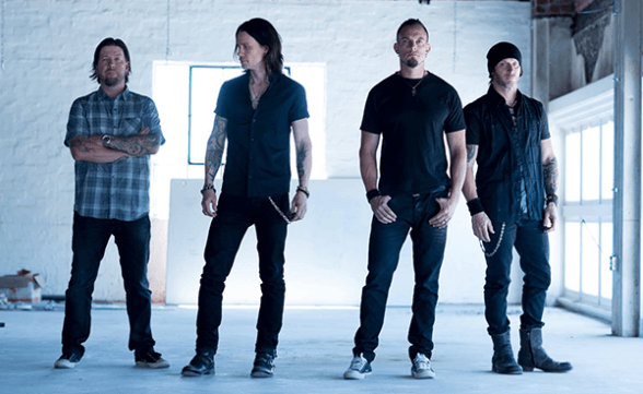 "Nuevo video de Alter Bridge: ""Cradle To The Grave"""