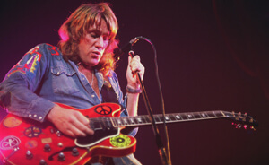 Falleció Alvin Lee, histórico guitarrista de Ten Years After