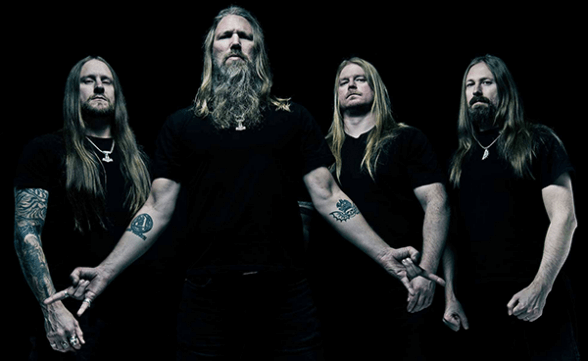"Nueva canción de Amon Amarth: ""On A Sea Of Blood"""