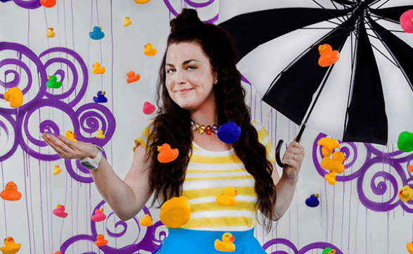 "Amy Lee publicará disco infantil: ""Dream Too Much"""