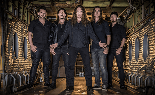 "Nuevo video de Angra: ""Black Hearted Soul"""