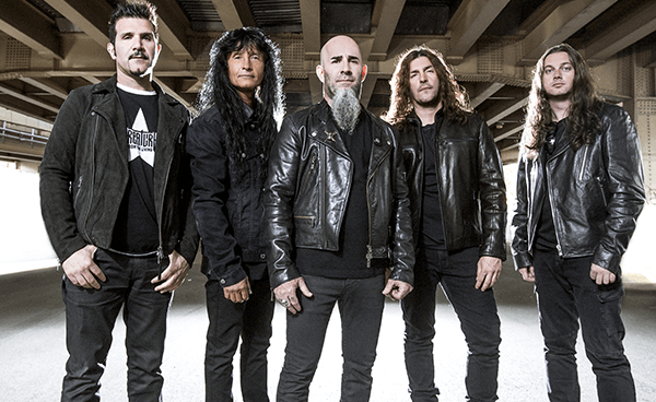 "Nuevo video de Anthrax: ""Blood Eagle Wings"""