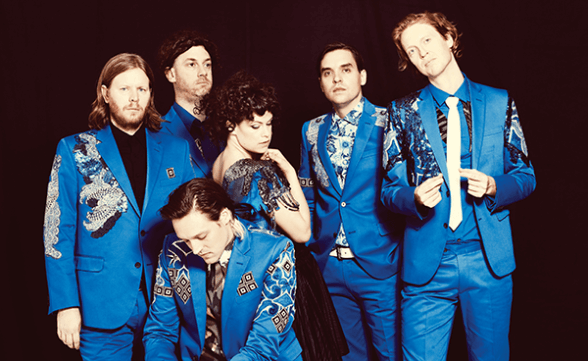 "Registro en vivo de Arcade Fire: ""Here Comes The Night Time"" en Haití"