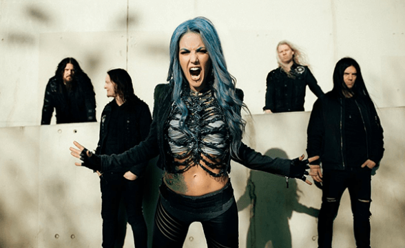"""Nuevo video de Arch Enemy: """"The World Is Yours"""""""
