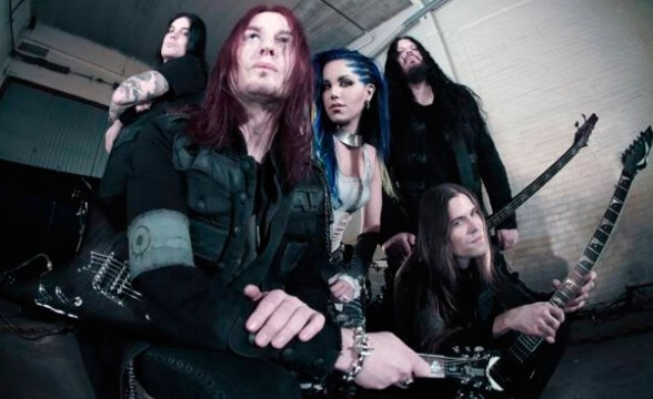 """Nuevo lyric video de Arch Enemy: """"As The Pages Burn"""""""