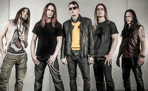 "Video debut de Art Of Anarchy: ""'Til The Dust Is Gone"""