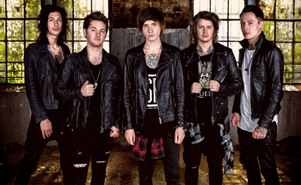 "Nuevo video de Asking Alexandria: ""I Won't Give In"""