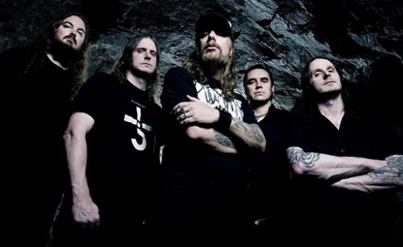 "Nuevo video de At The Gates: ""Death And The Labyrinth"""