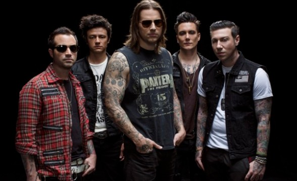 Avenged Sevenfold anuncia su regreso a Chile