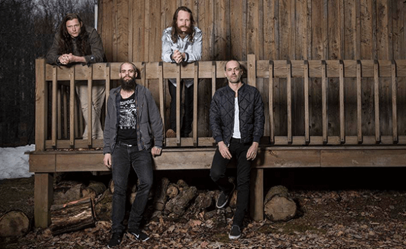 "Nuevo video de Baroness: ""Try To Disappear"""