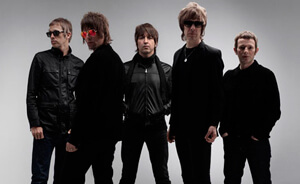 "Mira el video de Beady Eye para ""Second Bite Of The Apple"""