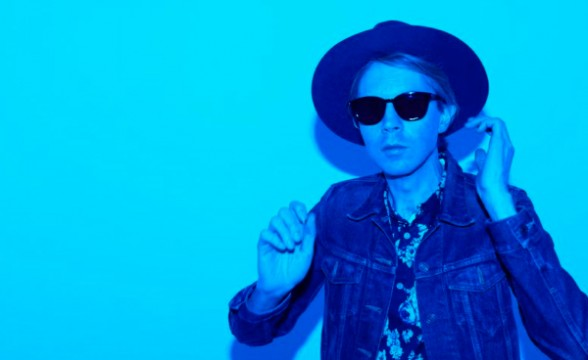 "Registro de Beck en vivo para Austin City Limits: ""Loser"""