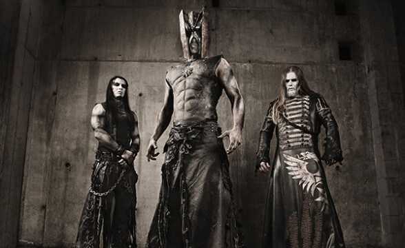 "Nuevo video de Behemoth: ""Messe Noire"""