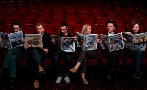 "Belle And Sebastian anuncia nuevo disco: ""Girls In Peacetime Want To Dance"""