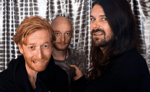 "Nuevo video de Biffy Clyro: ""Re-Arrange"""