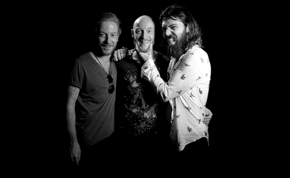 "Streaming del nuevo disco de Biffy Clyro: ""Ellipsis"""