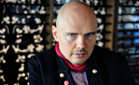 Billy Corgan estrenó en vivo dos canciones de Smashing Pumpkins