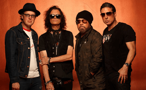 "Black Country Communion anuncia nuevo disco y estrena canción: ""Collide"""