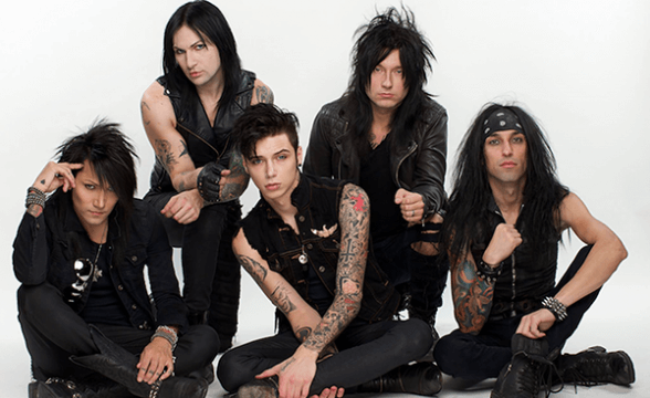 Black Veil Brides regresa a Chile
