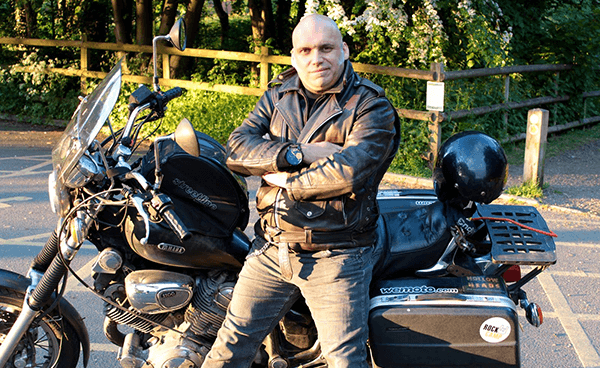 "Blaze Bayley anuncia nuevo disco: ""Endure And Survive (Infinite Entanglement Part II)"""