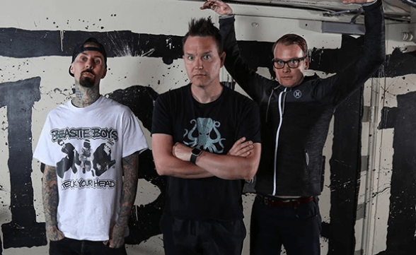 "Streaming del nuevo disco de Blink-182: ""California"""