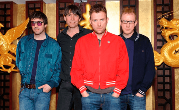 "Blur tocó ""Ong Ong"" en Later… With Jools Holland"